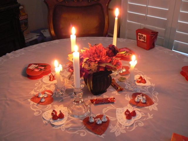 Как сделать романтический день рождения 202