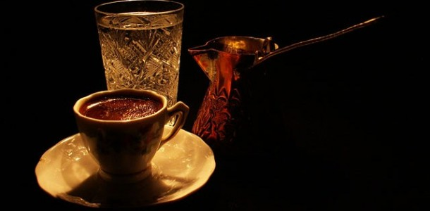 Türk Kahvesi Nasıl İkram Edilir?