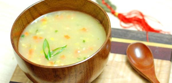 Renkli Sebze Çorbası Tarifi