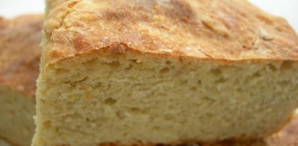 Ruşeymli Ekmek Tarifi
