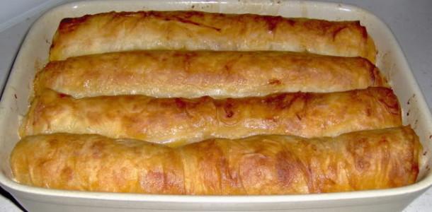Kavurmalı Patatesli Börek Tarifi