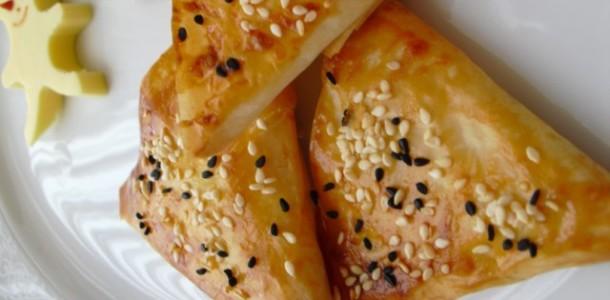 Sebzeli Muska Böreği Tarifi