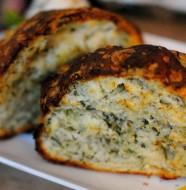 Dereotlu Tulum Peynirli Ekmek Tarifi