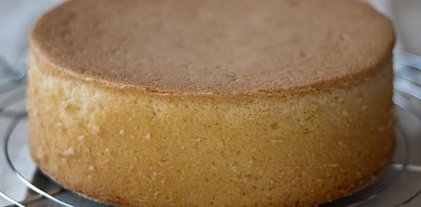 Английский бисквит с ягодами рецепт с фото.