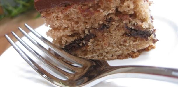 Tarçınlı Çikolatalı Kek Tarifi