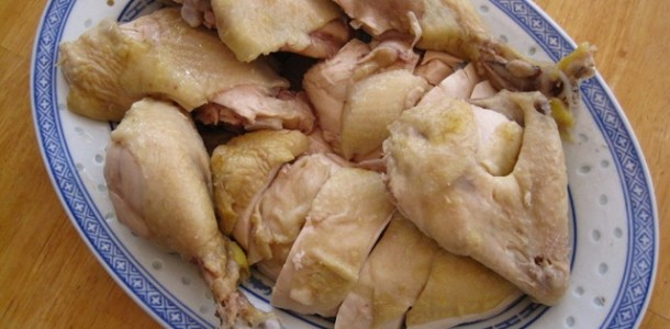Buharda Pişmiş Tavuk Tarifi