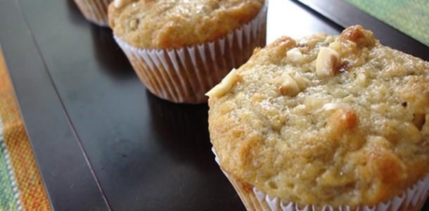 Fındıklı Üzümlü Muffin Tarifi
