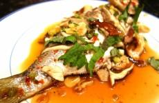 Hadise'yi Zayıflatan Balık Tarifi