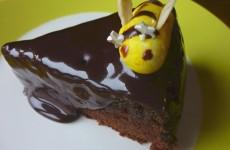 Ballı Çikolatalı Kek Tarifi