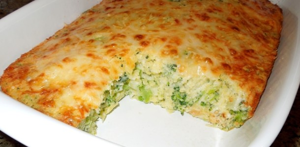 Brokolili Mısır Ekmeği Tarifi