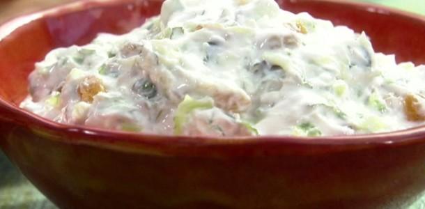 Çingene Pilavı Salatası Tarifi