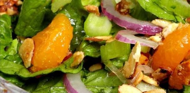Mandalinalı Salata Tarifi