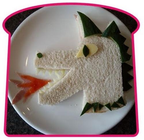 Sevimli Sandviçler
