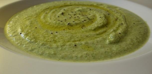 Brokoli Çorbası Tarifi (1,5 Yaşından İtibaren)