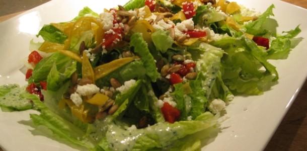 Meksika Sezar Salatası Tarifi