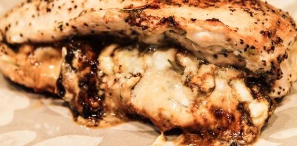 Peynirli Tavuk Göğsü Tarifi