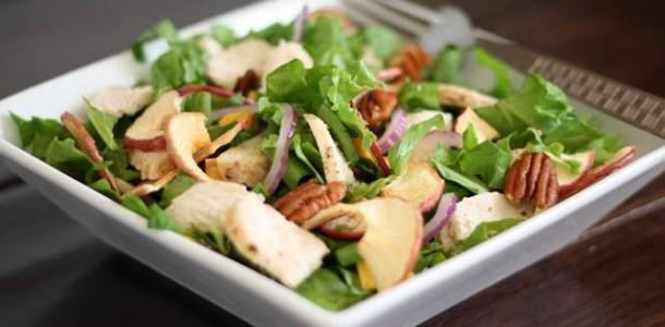 Elmalı Salata Tarifi