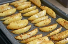 Fırında Elma Patates Tarifi