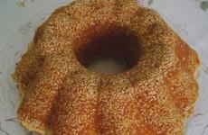 Susamlı Kek Tarifi
